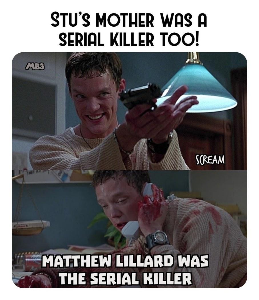 Scream Answer - meme