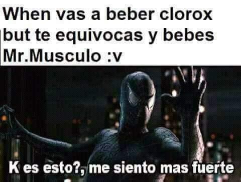 Accion Musculo :v - meme