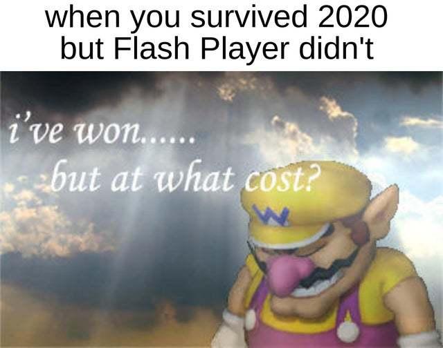 Just dont uninstall it - meme