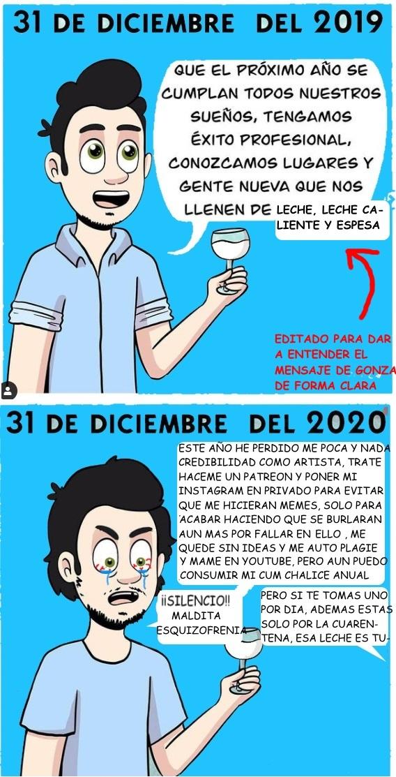 Gonzapost 2021 - meme