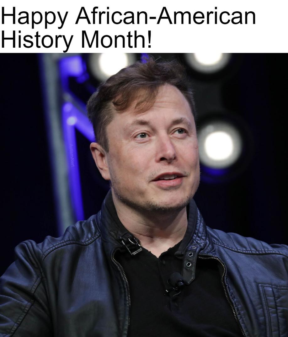 Elon Musk Deserves Reparations - meme