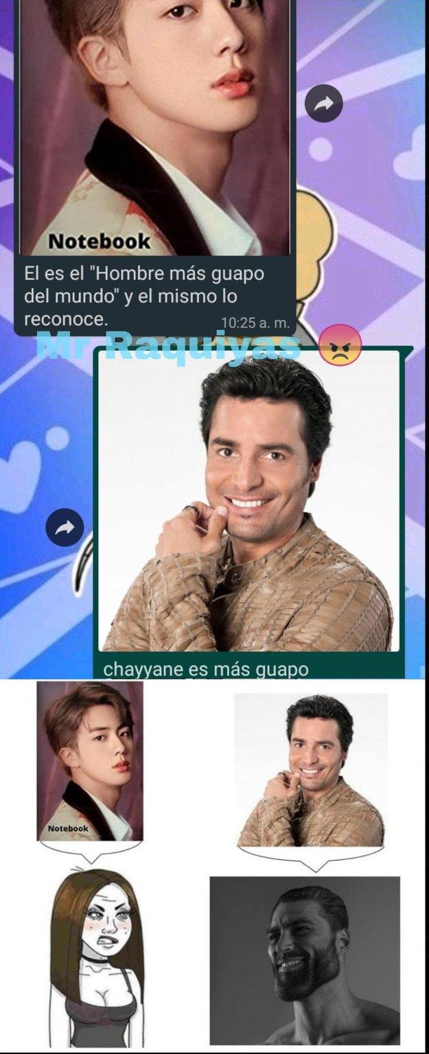 Chayane le gana - meme
