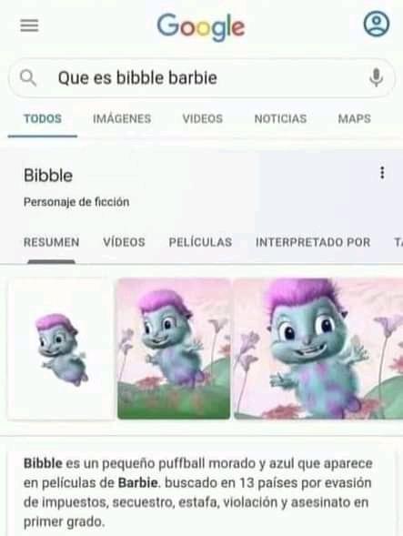 Bibble terrorista - meme