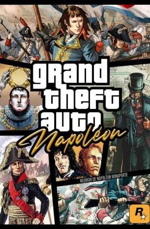 Napoléon Bonaparte a changé de couleur de cheveux quand il se les ai coupés -> VRAI OU FAUX ?! - meme