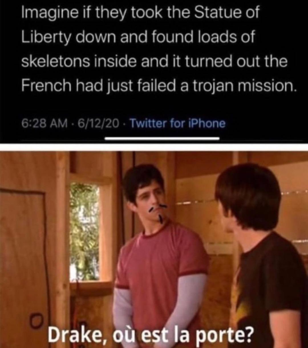 Frenchified - meme