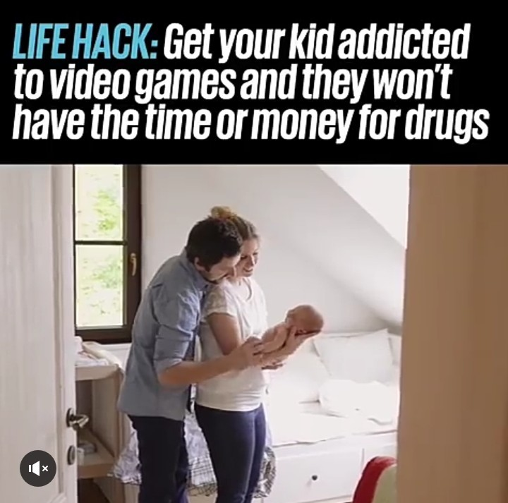 Really works, look at me i dont do drugs im all memes and gaming~\(≧▽≦)/~