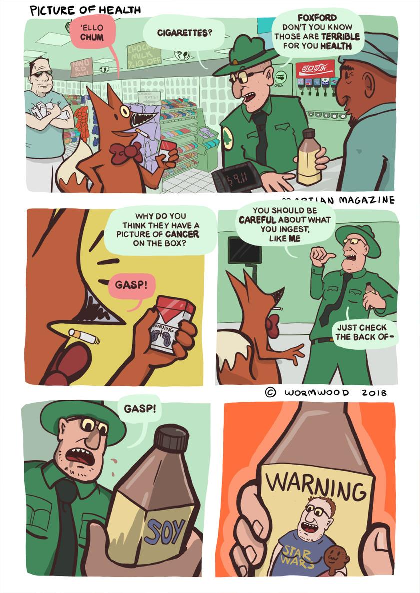 dongs in a warning - meme