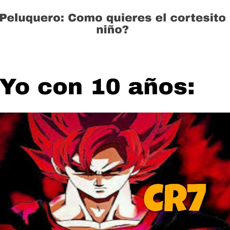 Cortesito CR7 - meme