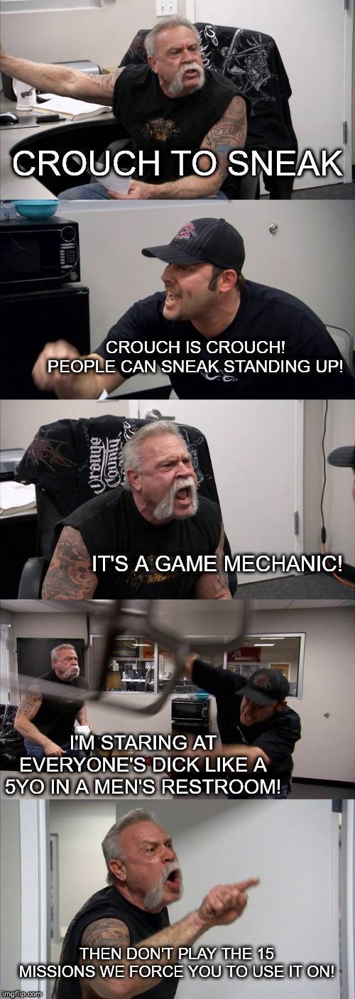 Mechanics - meme