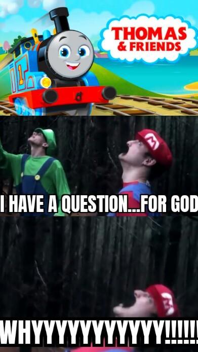PORRA MATTEL! >:'[ - meme