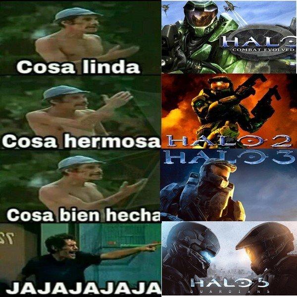 Halo 5 zzzzzzzz - meme