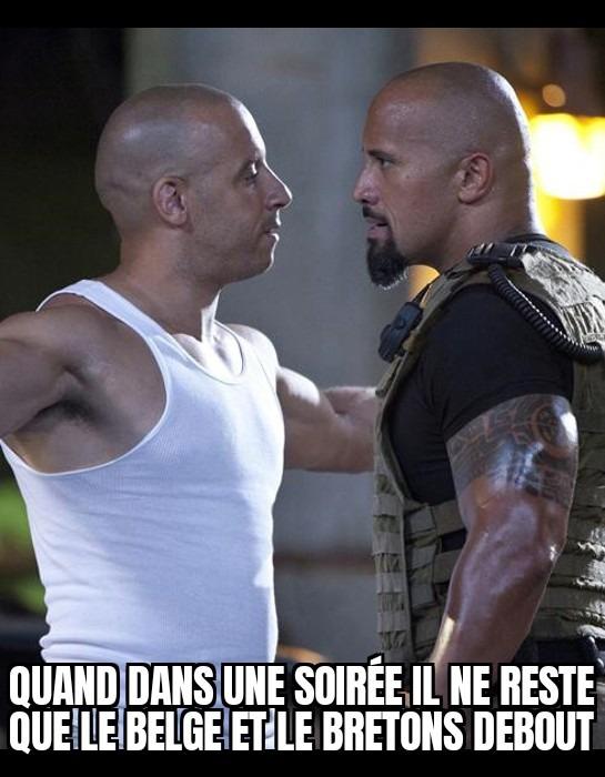 Team Belgique - meme