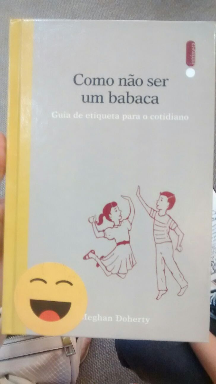O meu livro ideal - meme