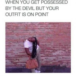 Black girls - meme