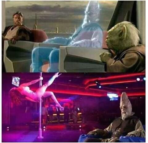 Estos rebeldes si se pueden ver - meme