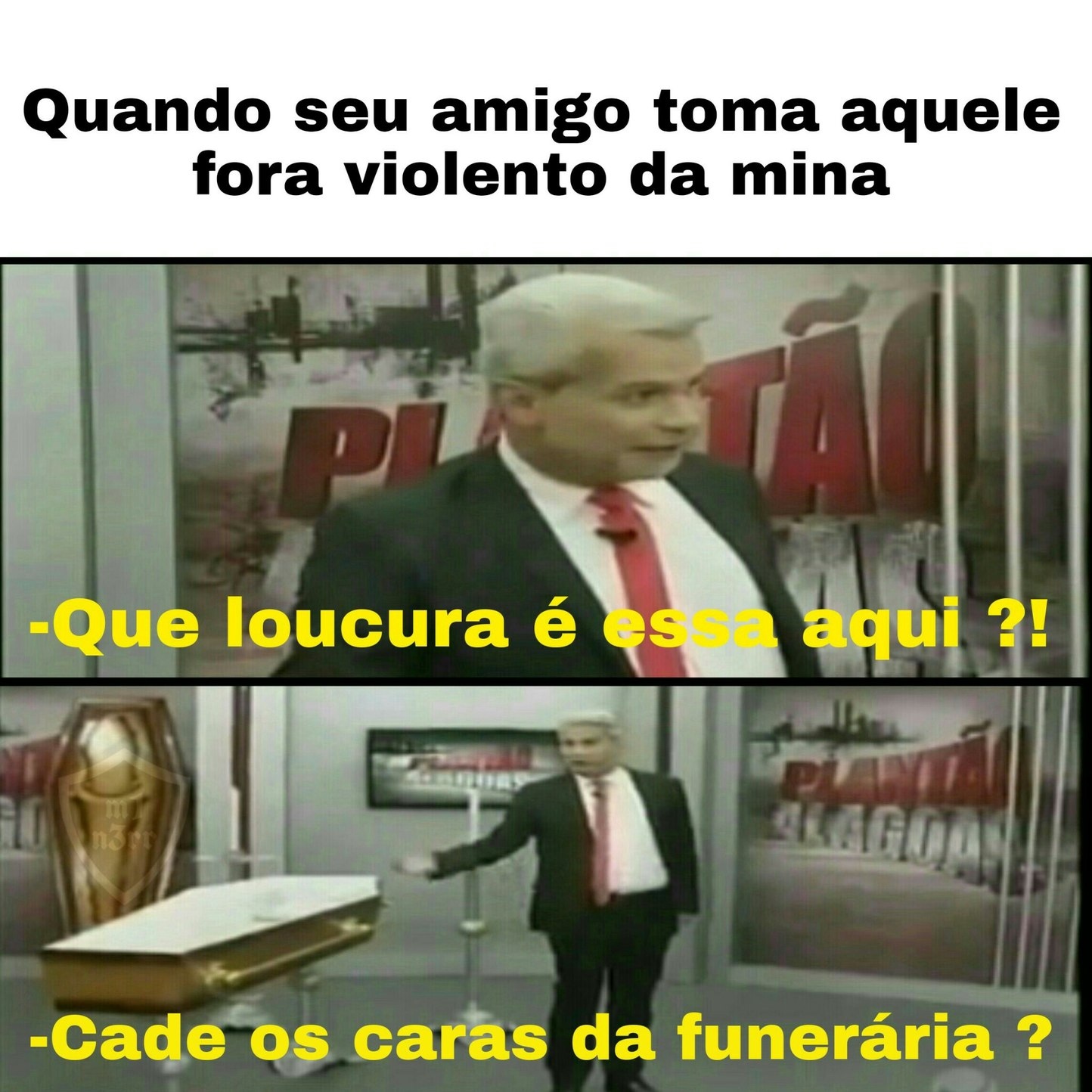 plantão alagoas trilouco - meme
