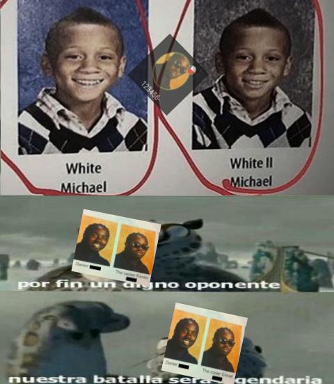 Al fin un oponente - meme