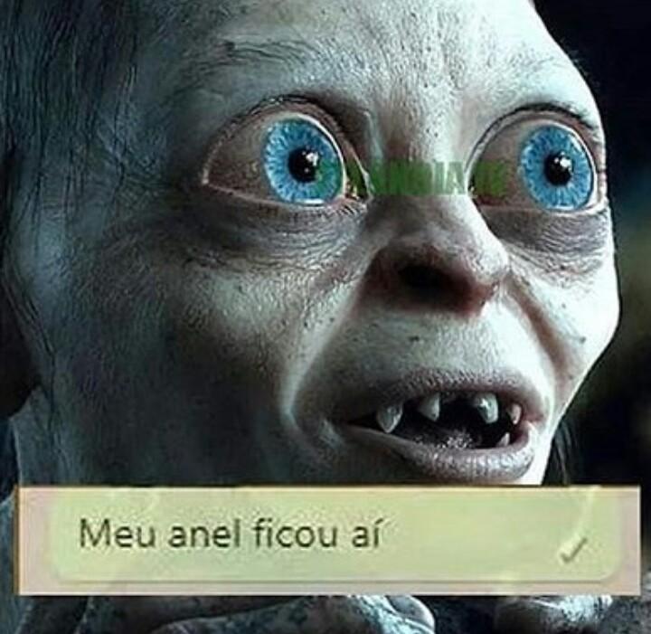 My precious - meme