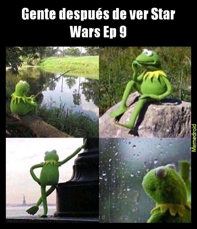 Star wars ep 9 - meme