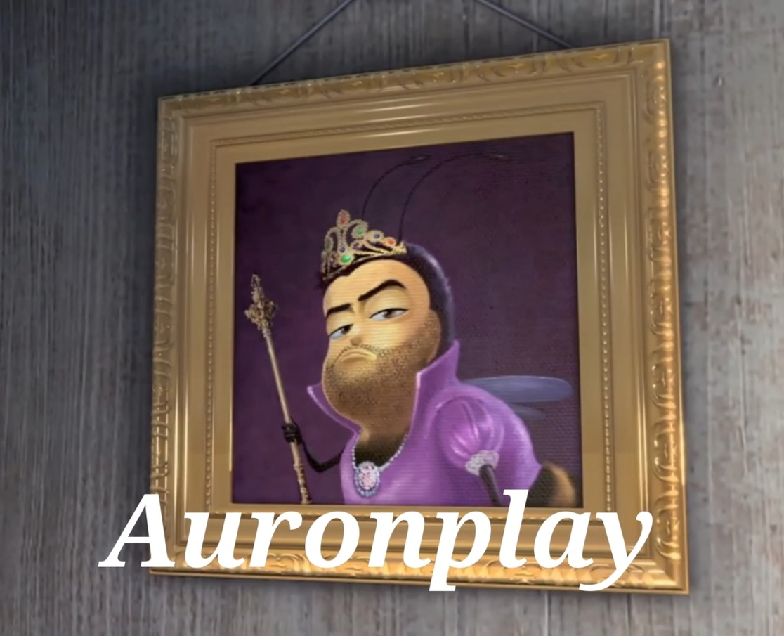 Auronplay - meme