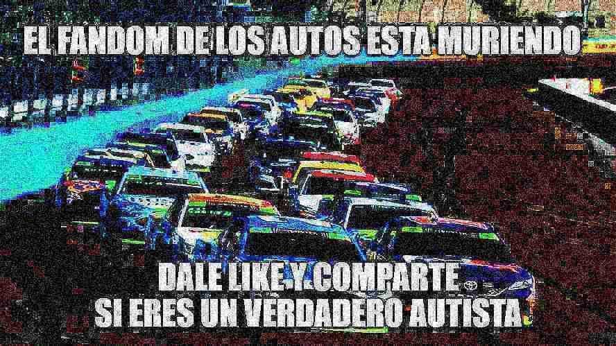 Autista - meme