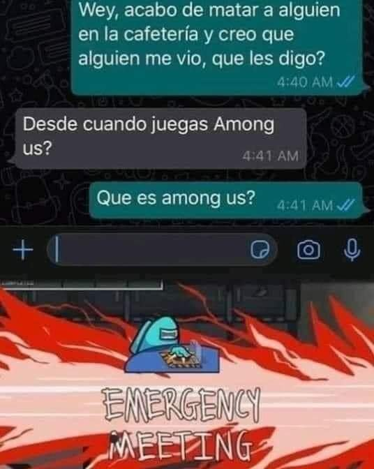Ayuda FBI? - meme