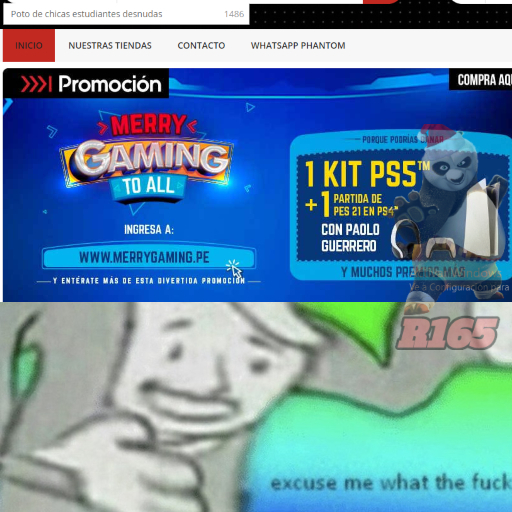 miren arriba del meme
