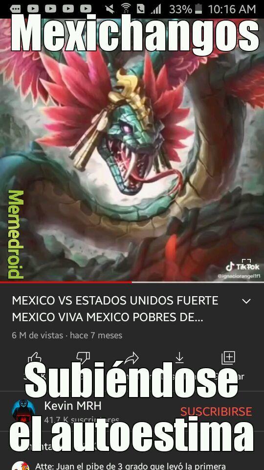 Ee uu ke declacra la guerra a mexico los SoLdAdos De MeXico - meme