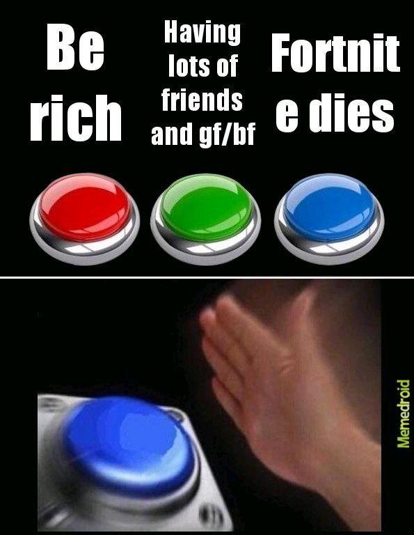 It's True, admit it - meme