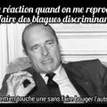 Chirac et ses métaphores délicates
