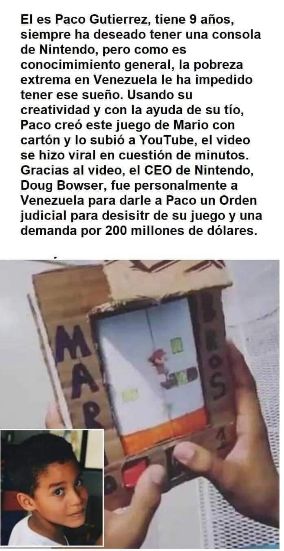 Paco - meme