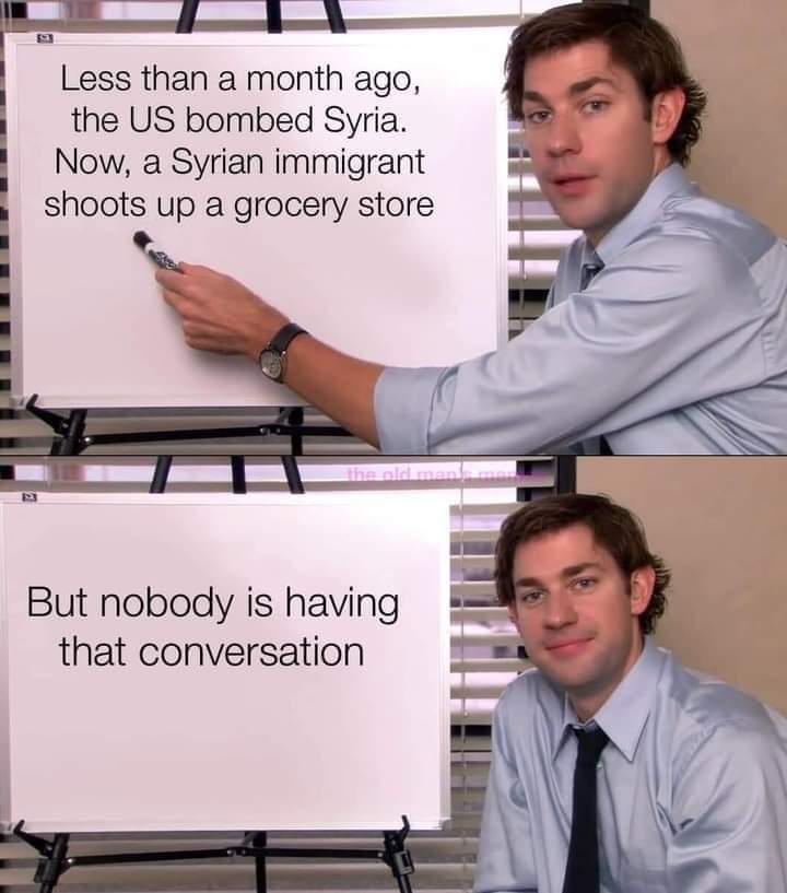 I wonder why - meme