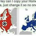 NATO is nothing like naz................never mind