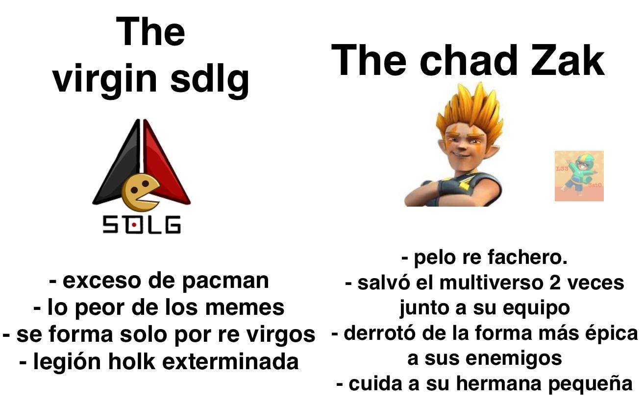 Si vieron la serie entenderán - meme