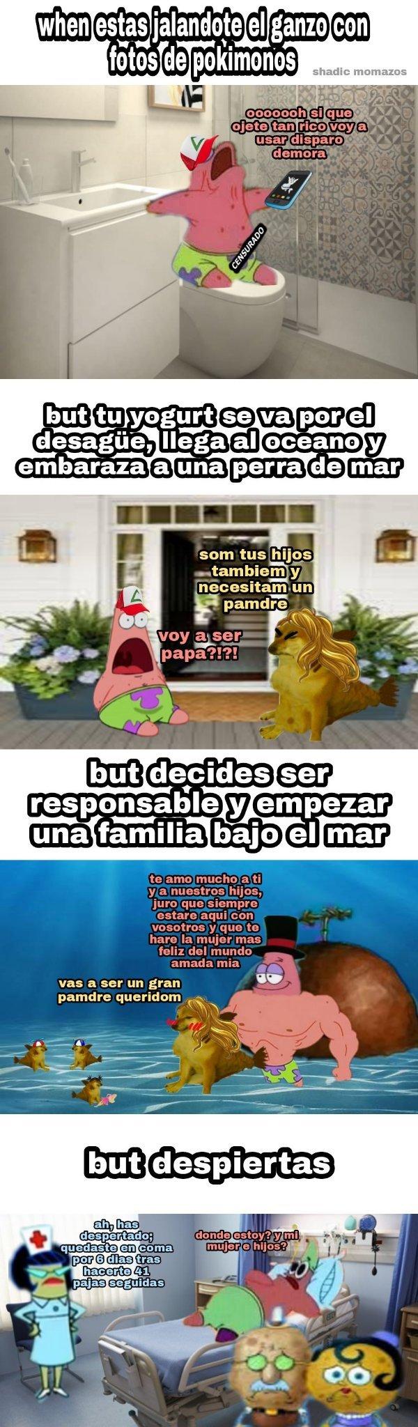 Increible historia - meme