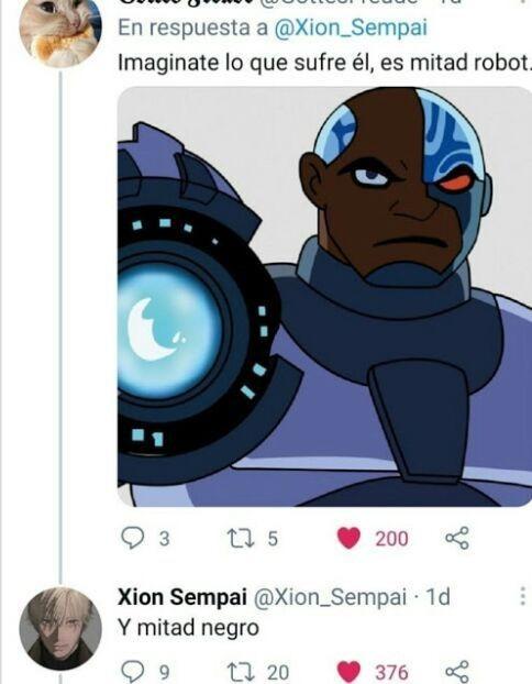 F Por Cyborg - meme
