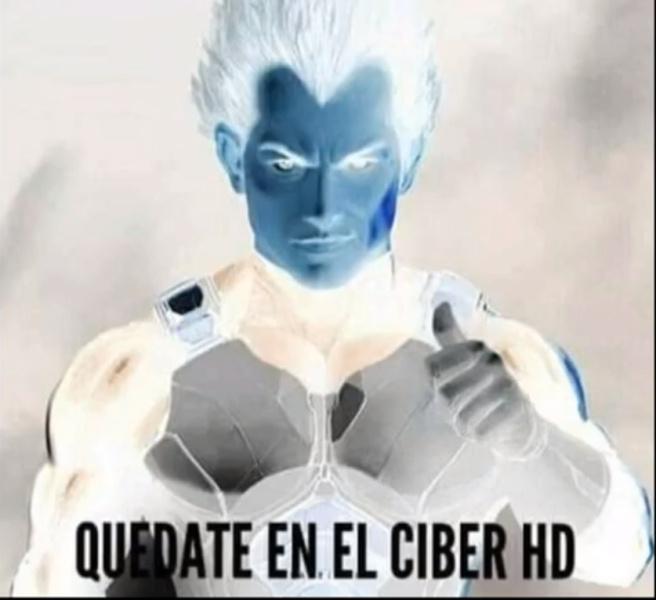 Cyber HD - meme