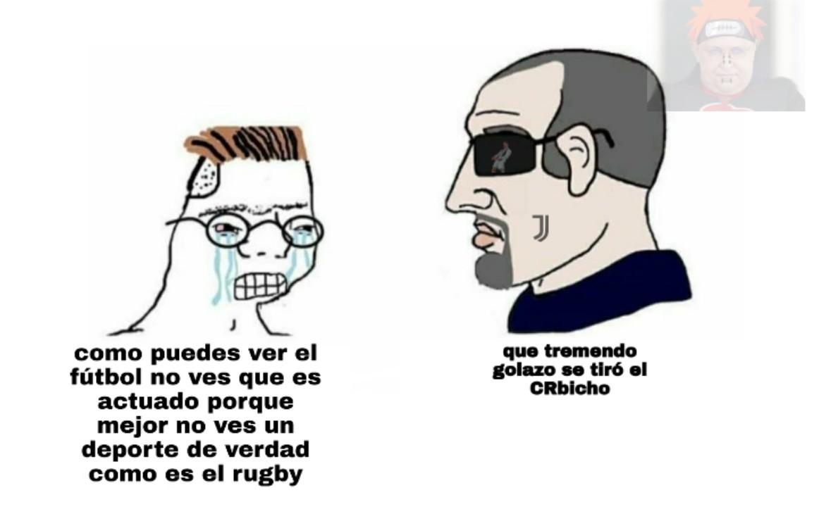 CRbicho - meme