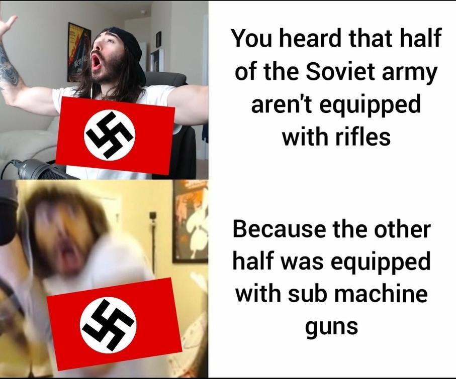 Hell pls no - meme