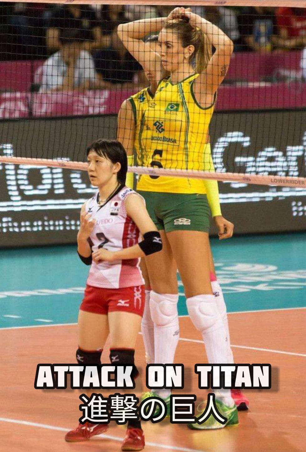 Brasil vs Japón - meme
