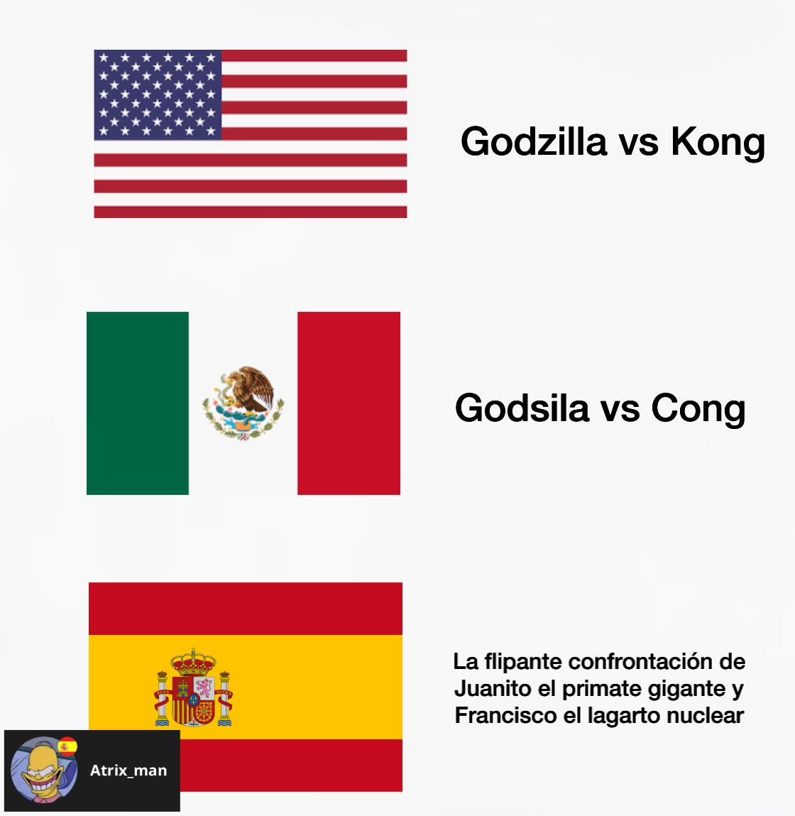 Juanito vs Francisco - meme