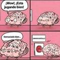 Cerebro estupido