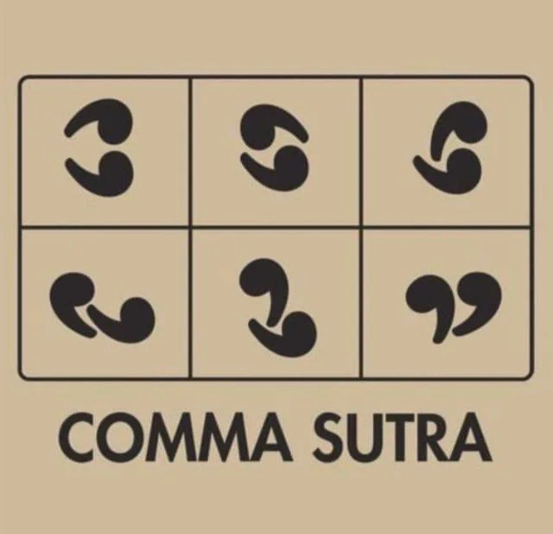 Don't get semicolon cancer - meme