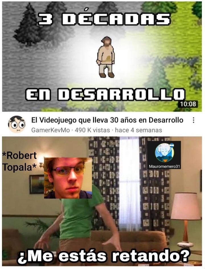 Rivales - meme