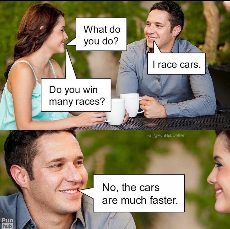 Race - meme