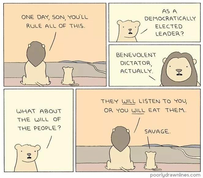 Comment your favorite dictator - meme