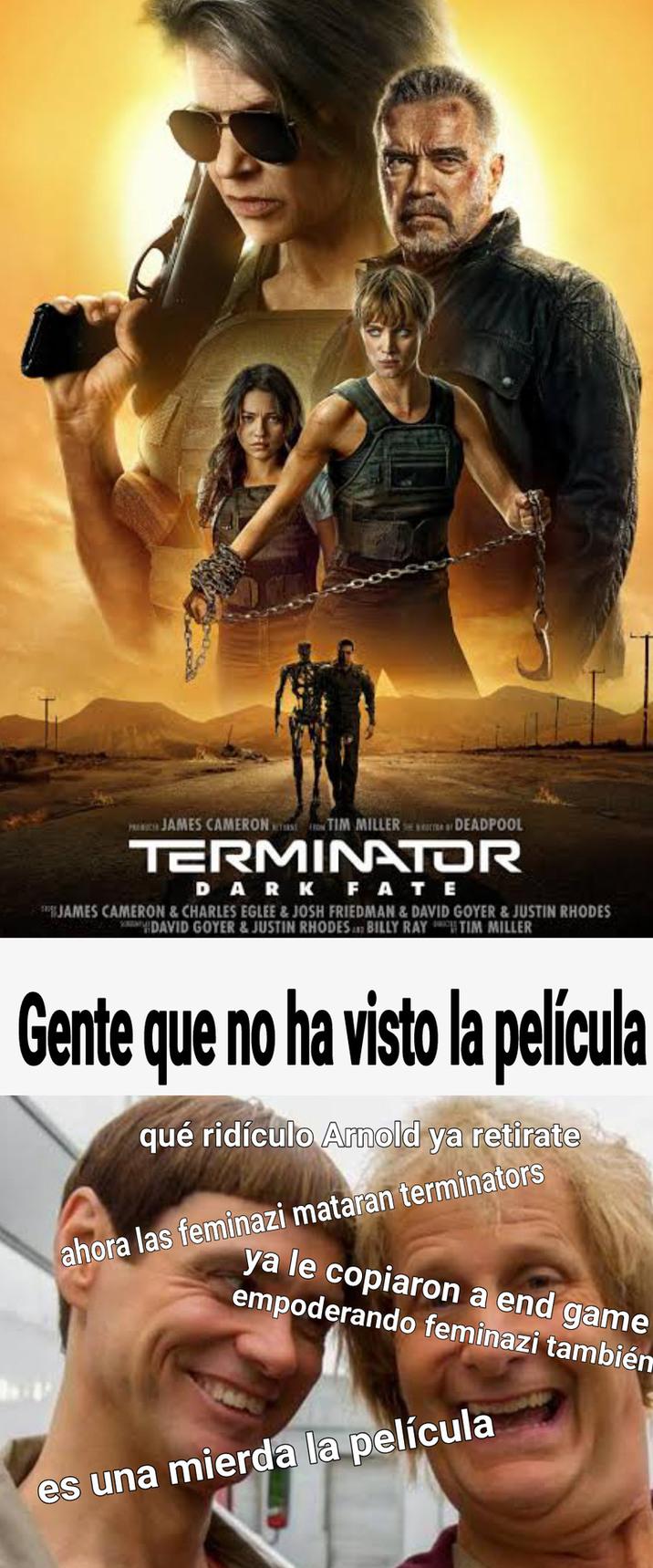 Ya vi la película, una genialidad llena de nostalgia - meme