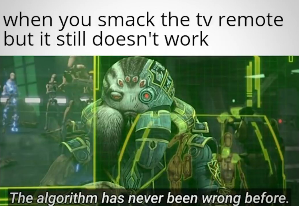 That's what I do - meme
