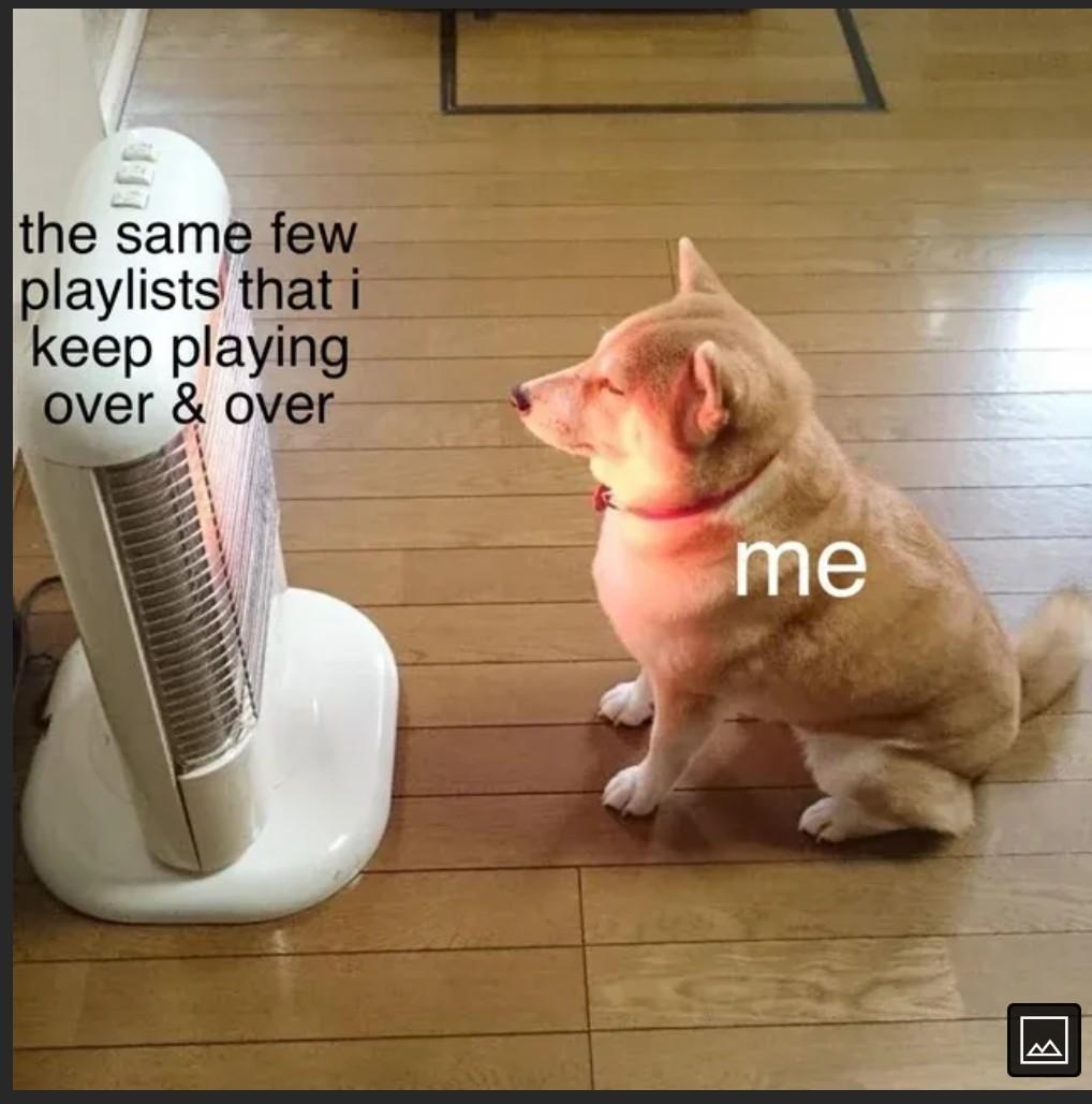 Random mood swings - meme