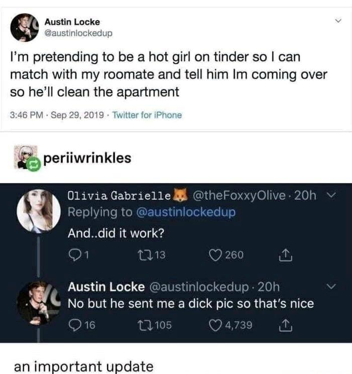 Nice dick bro - meme